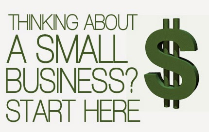Thinking About a Small Business? Start Here.