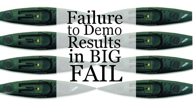 demo fail