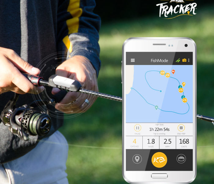 ANGLR LABS BRINGS SMARTPHONE CONNECTED CRAZE  TO SPORTFISHING