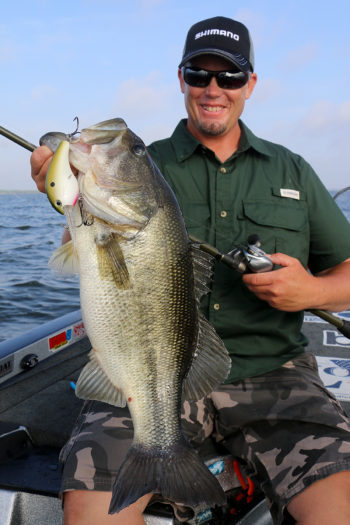 Keith Combs shimano rods