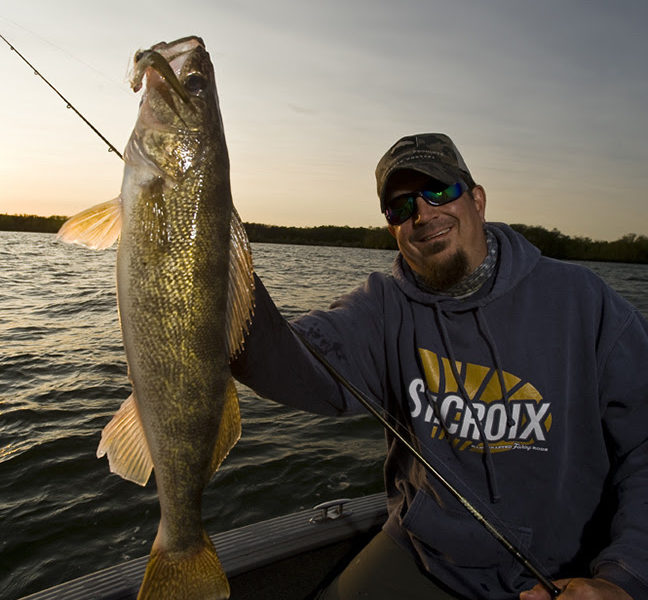 St Croix Eyecon Series for Walleye