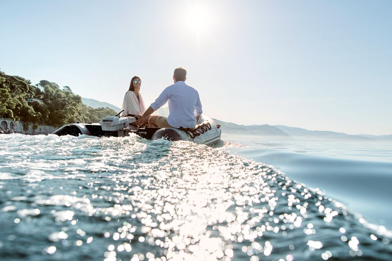 Torqeedo Boosts Range with New Travel 1003 C Electric Outboard