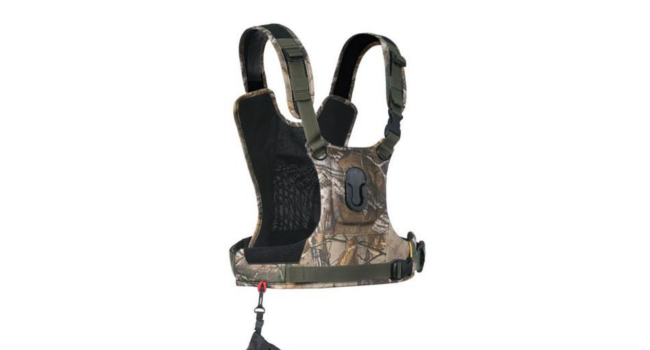Cotton Carrier Introduces New G3 Camera Harness Line