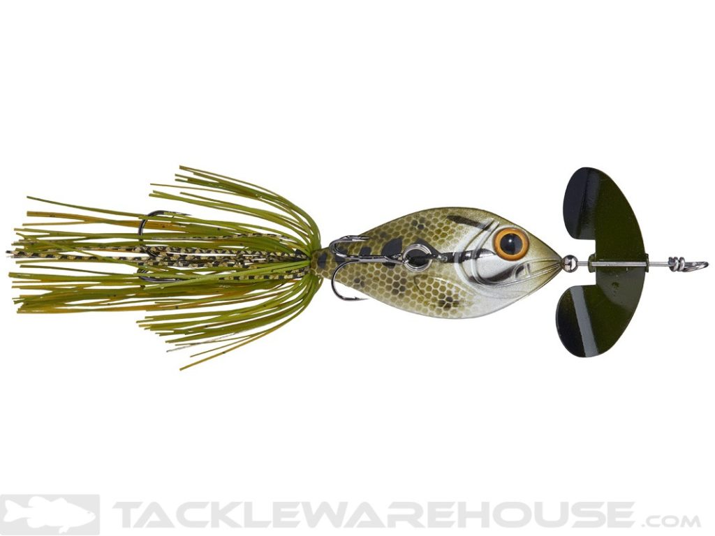 Evolution Baits GrassBurner Fishing Lures