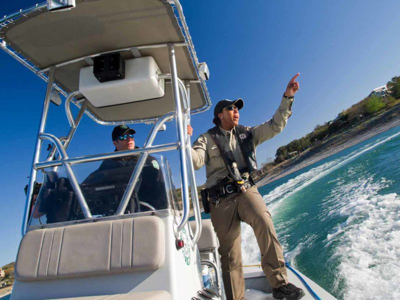 Game Wardens Field Notes from Texas