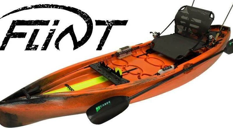 NuCanoe Flint Kayak Introduced at ICAST 2017