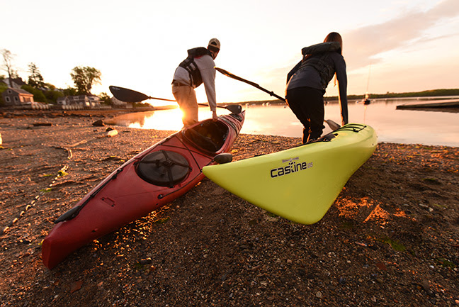 Old Town Launches New Touring Kayaks at OR 2017