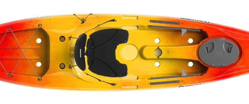 Perception Reintroduces the Pescador 10.0 and 12.0 Kayaks