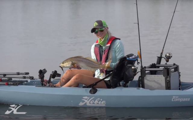 VIDEO: New Hobie Compass Kayak for Under $2K