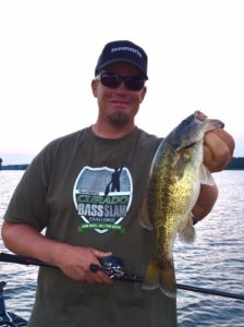Keith Combs Curado Bass Slam Challenge