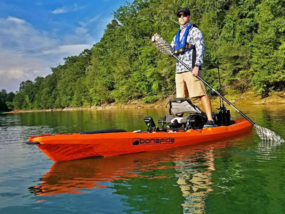 bobby clark bonafide kayaks
