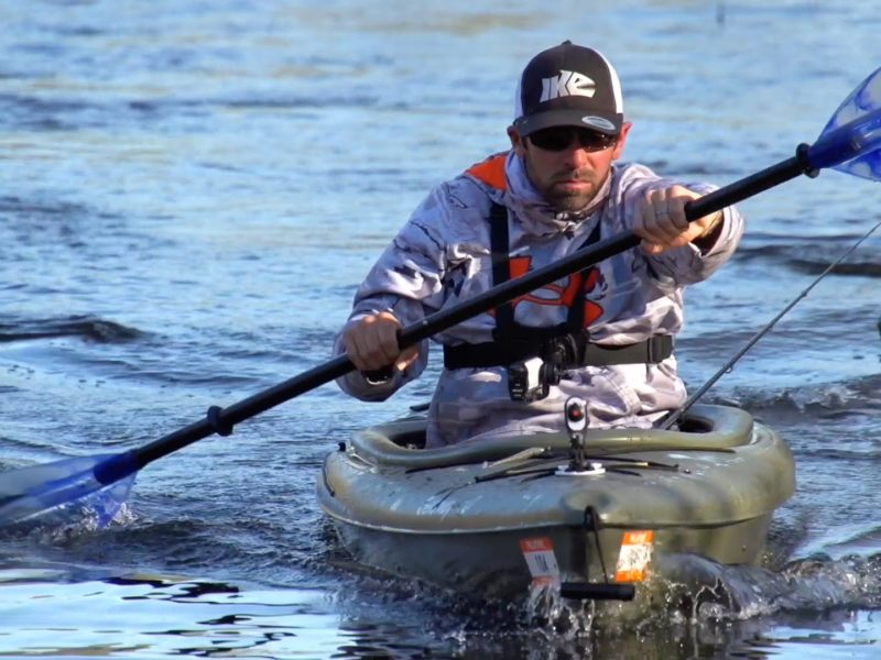 12 Tips for Beginning Kayak Anglers