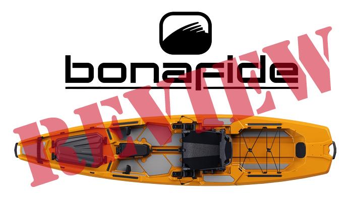 REVIEW: Bonafide SS127 Kayak
