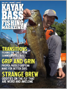 Kayak Bass Fishing Magazine Fall 2017 Issue
