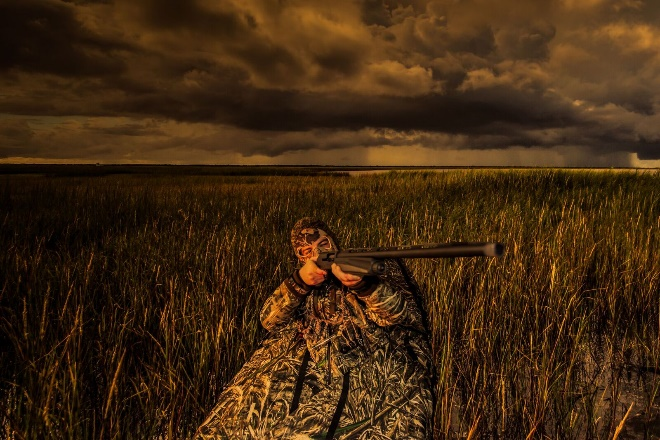 YakGear Launches Ambush Hunting Camo Kayak Cover & Hunting Blind