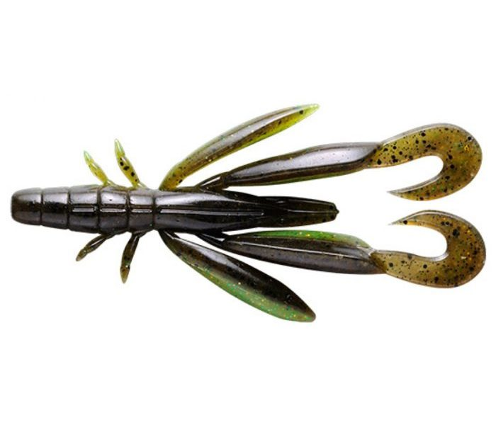 REVIEW: Jackall Chunk Craw 4 Inch Creature Bait
