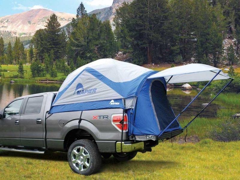 REVIEW: Napier Sportz Truck Tent