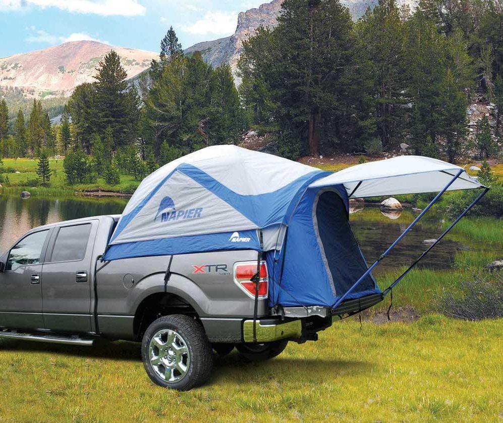 napier sportz truck tent