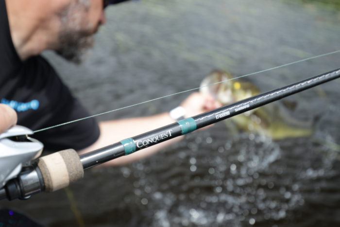 Conquest Newest Rod Line From G.Loomis, Shimano