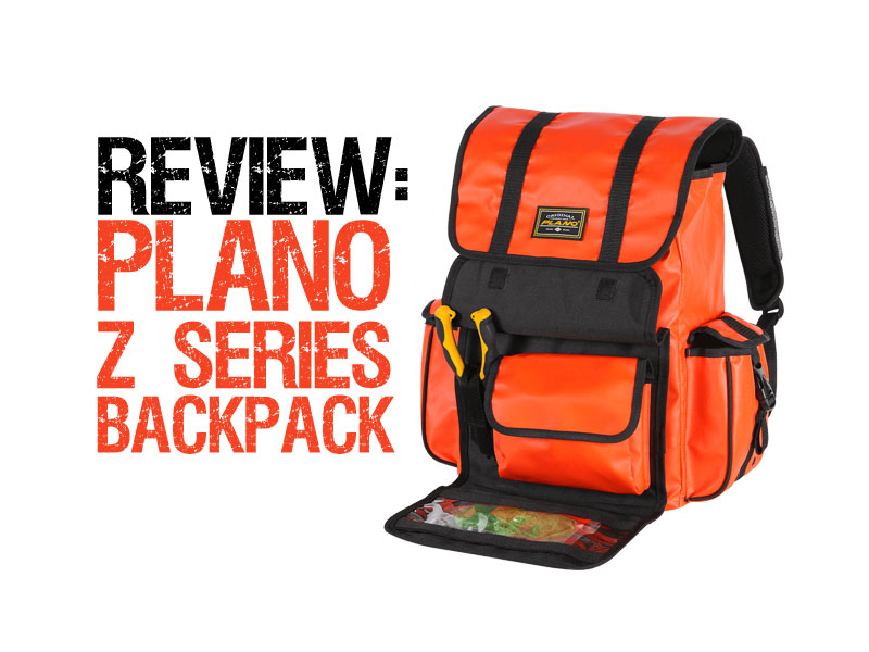 REVIEW: Plano Z Series Backpack