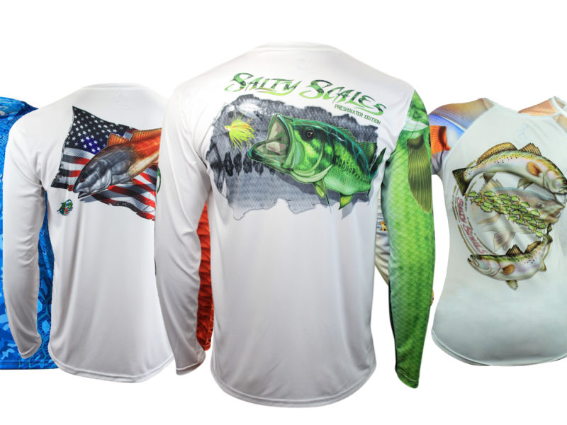REVIEW: Salty Scales Fishing Shirts