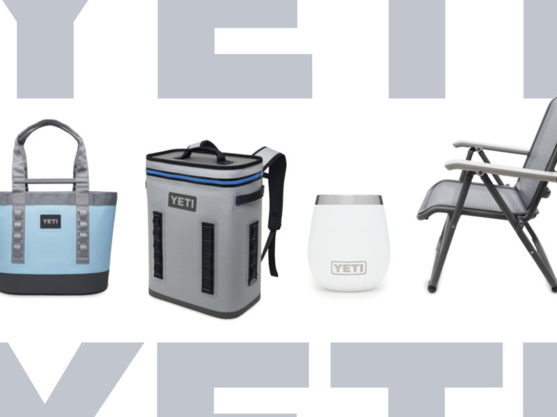 YETI Introduces Hondo Chair, Camino Carryall, Hopper Backpack, and Wine Rambler