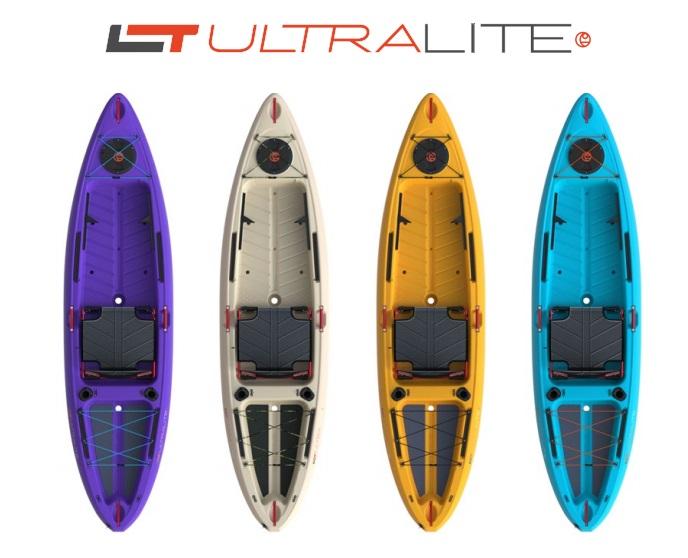 Crescent Kayaks Ultralight Colors Payne Outdoors