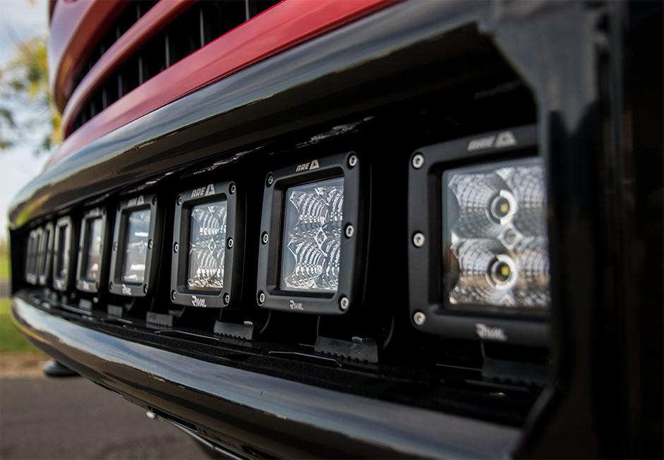 A.R.E Rival Cubes truck accessories