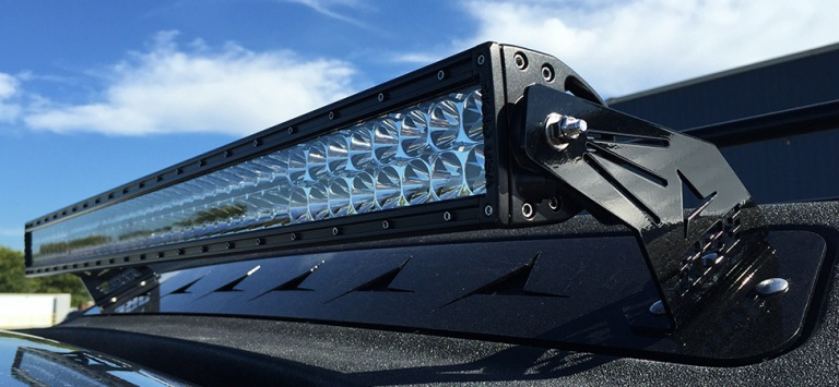 A.R.E Rival light bar truck accessories