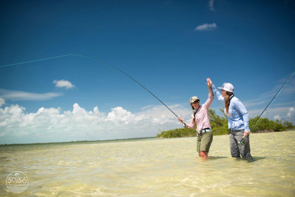 Orvis 50/50 Women Fly Fishing