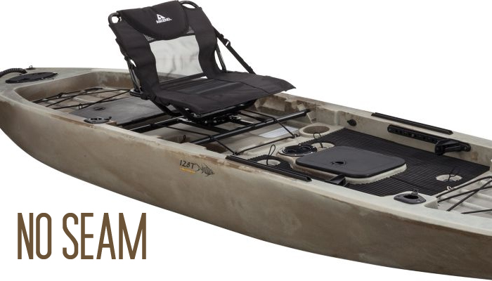 No seam rotomolded payne outdoors kayak cheap whiskey