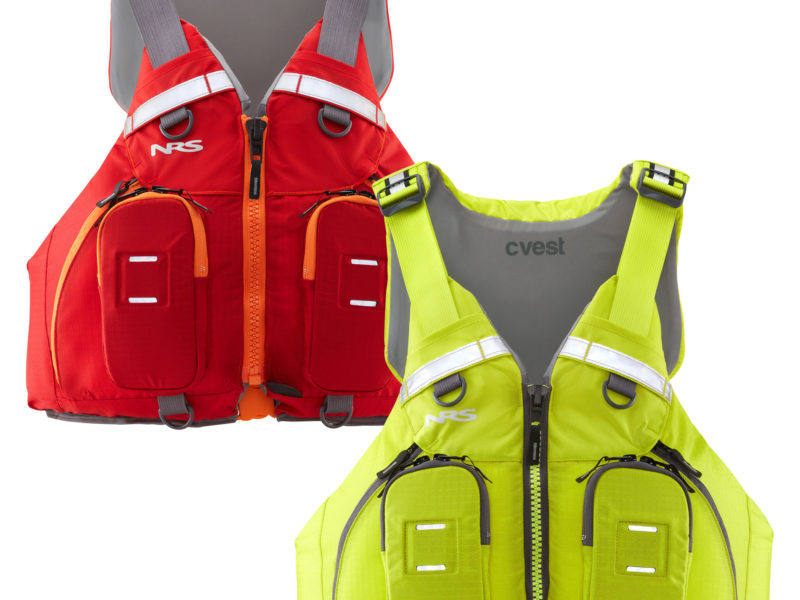 REVIEW: The 2018 NRS cVest Lifejacket