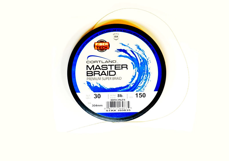 REVIEW: Cortland Master Braid