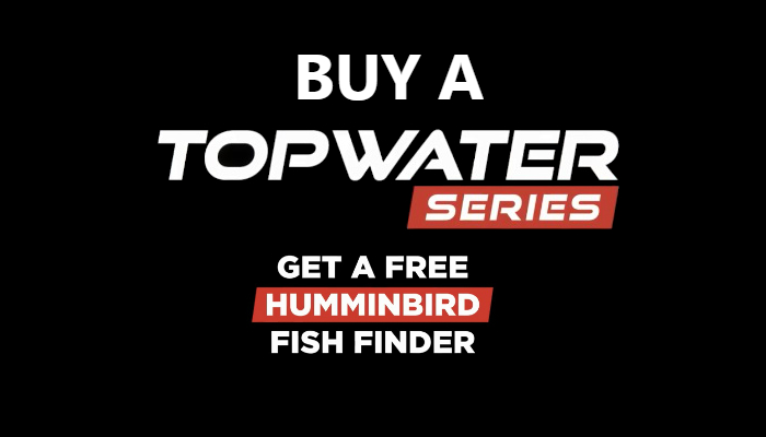 Old Town Announces FREE Fish Finder with New Topwater Kayak Purchase