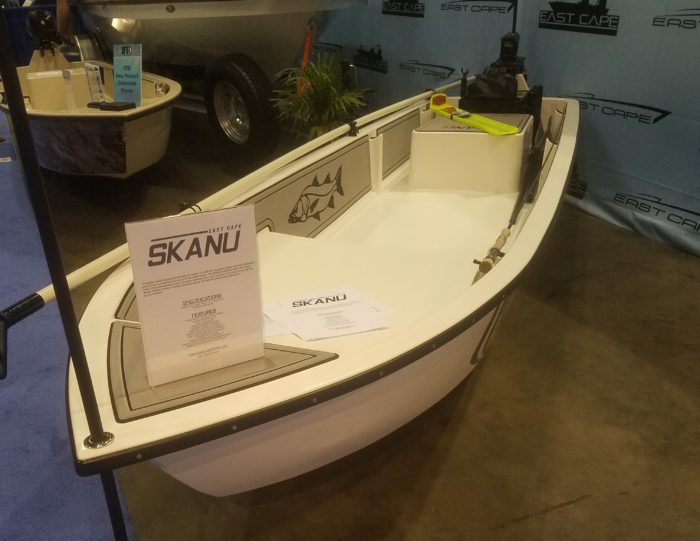 NEW: East Cape Launches SKANU