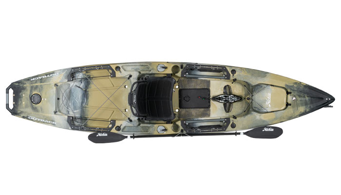 REVIEW: New 2019 Hobie Outback Kayak