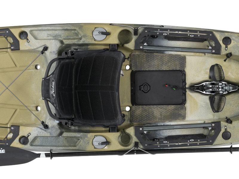 2019 Hobie Outback Kayak Complete Redesign
