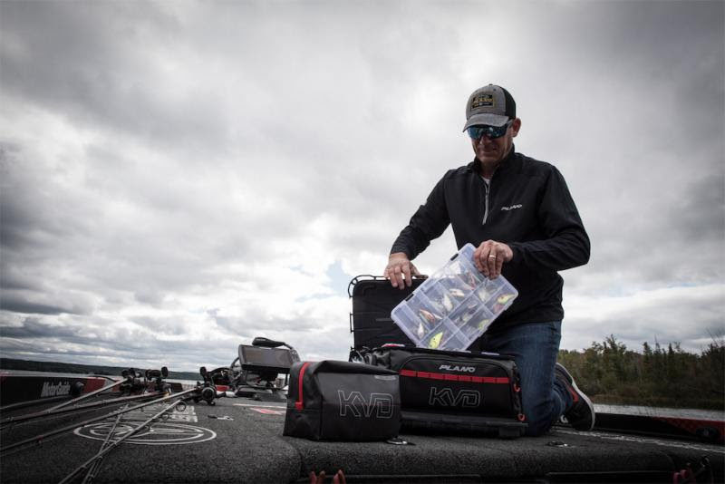 Plano Launches New KVD Signature Series Tackle Bags and Speedbags