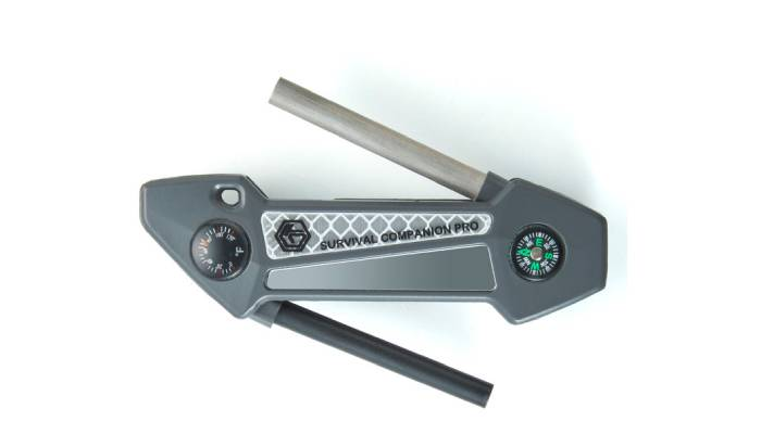 Off Grid Tools Companion 400 Pro Survival Tool