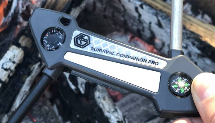 REVIEW: OGT Companion 400 Pro Survival Tool