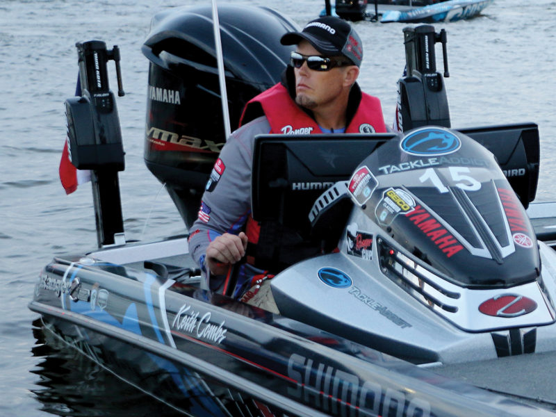 2019 Shimano Anglers on MLF and BASS Elite Tours