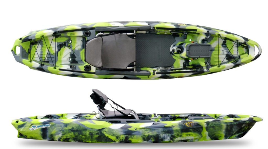 3 Waters Big Fish 120 Most Popular Kayaks Under 1000