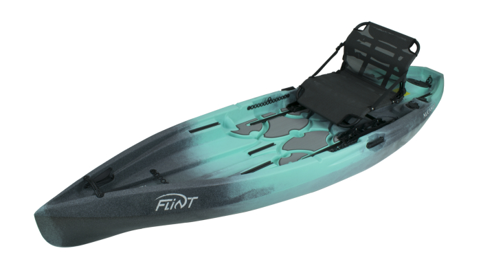 Nucanoe Flint Most Popular Kayaks Under $1000