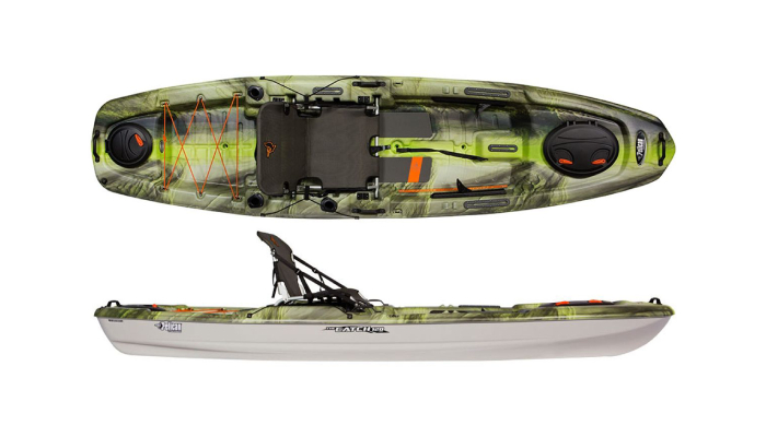 Pelican Catch 120 Most Popular Kayaks Under $1000