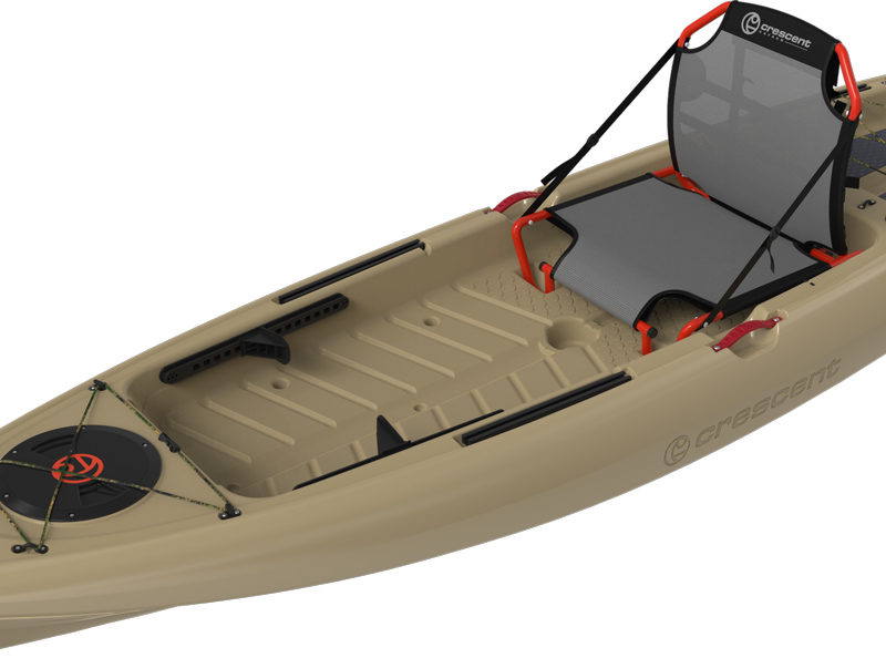 REVIEW: Crescent Ultra Lite Kayak $699