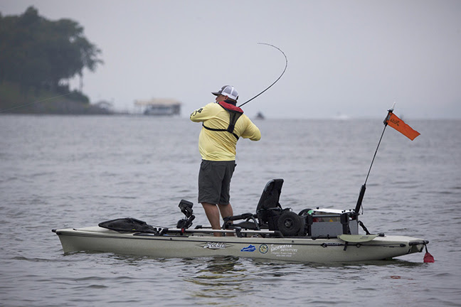 Hobie Launches Elite Kayak Bass Open Series