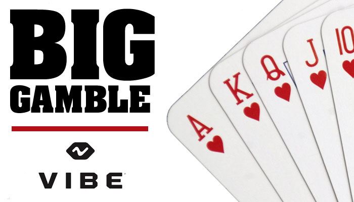Vibe Kayaks Big Gamble