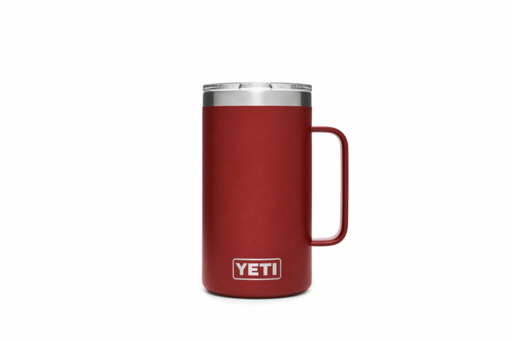 YETI Announces 24 Ounce Rambler Mug thumbnail