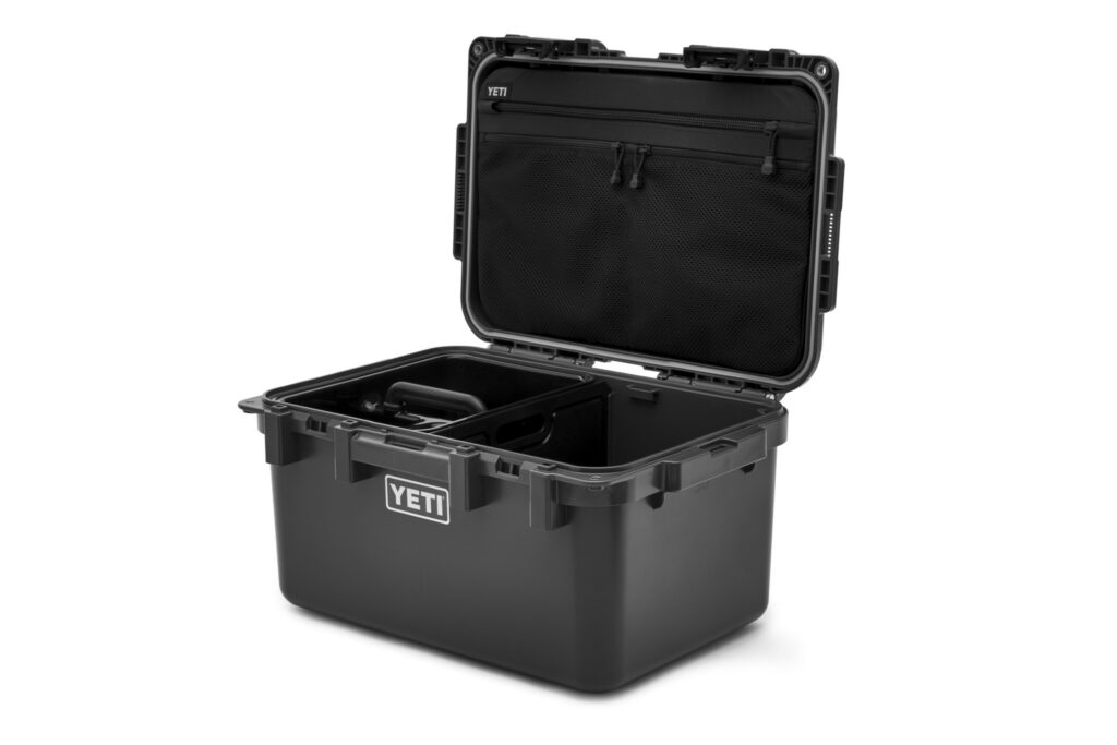 NEW: YETI LoadOut GoBox for Camping thumbnail