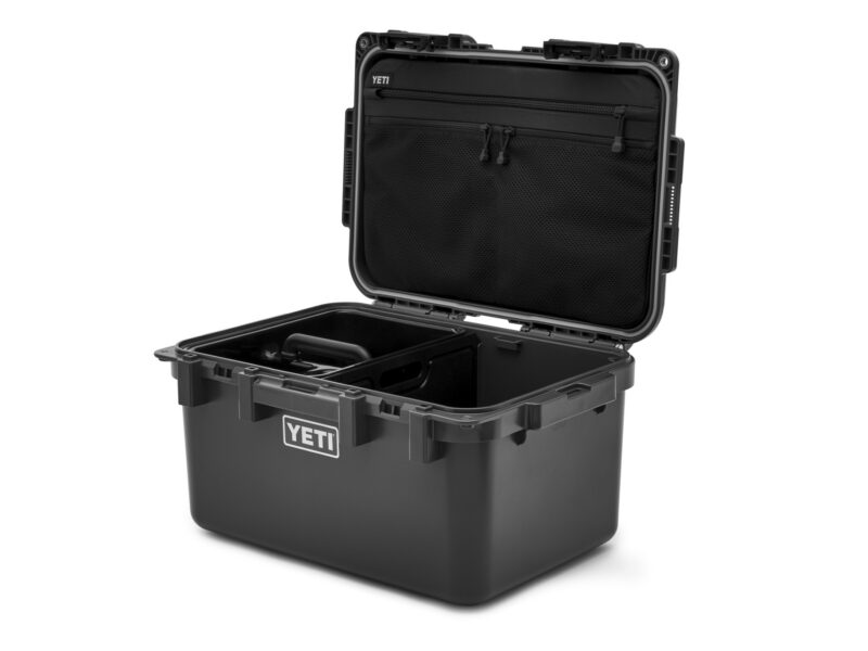 NEW: YETI LoadOut GoBox for Camping